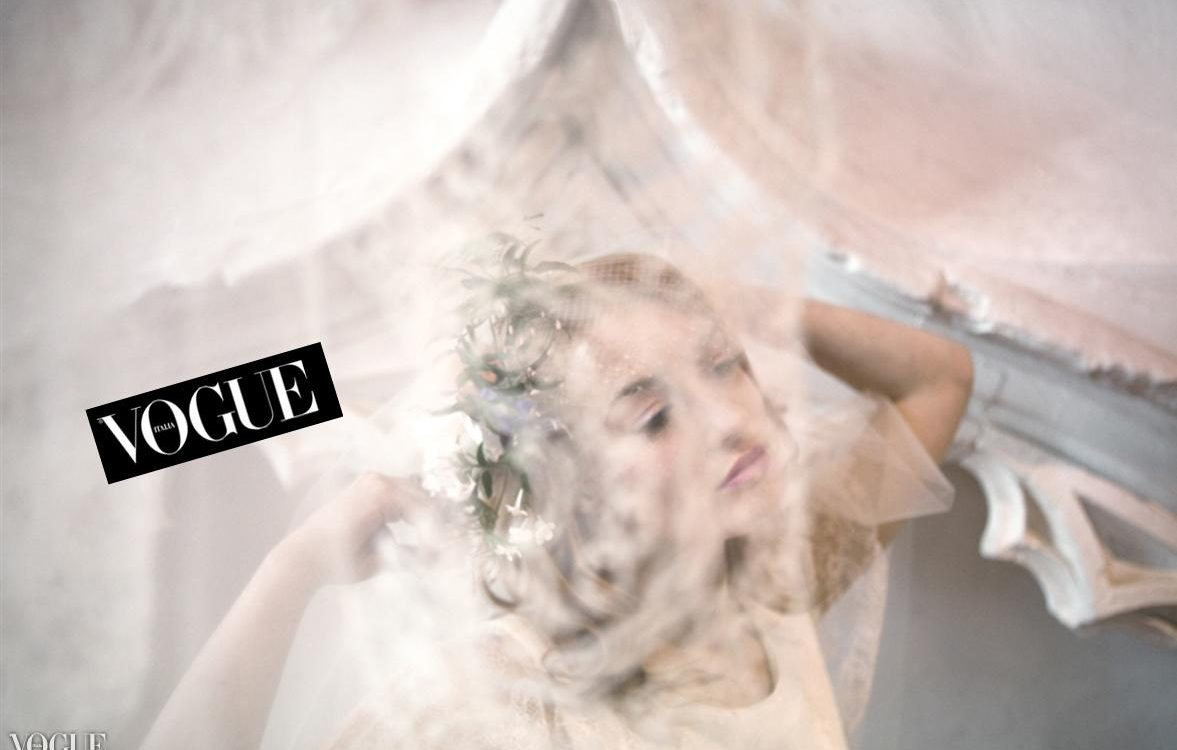 Bridal Photography - Featured on Italian Vogue!!