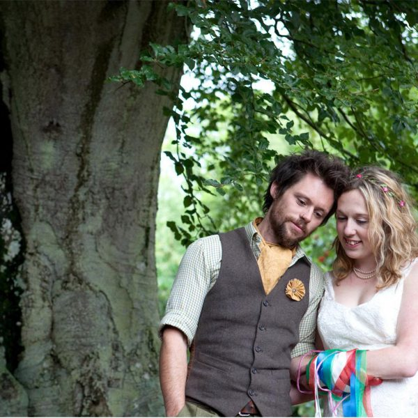 West Sussex Handfasting Pagan Wedding Photography