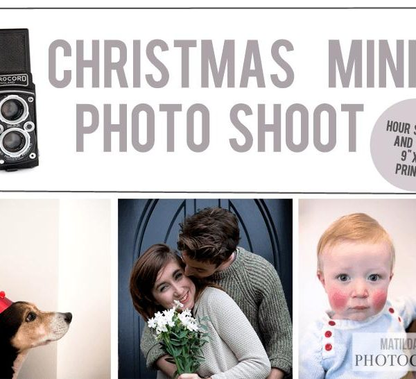 Christmas Mini Photo Shoot