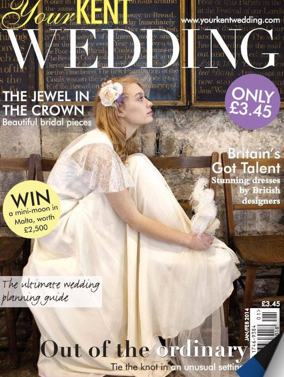 Bridal Photography - The Pines Calyx - Featured on Your Kent Wedding Magazine