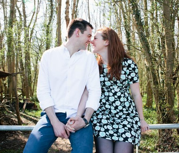 Engagement Photography in East Sussex