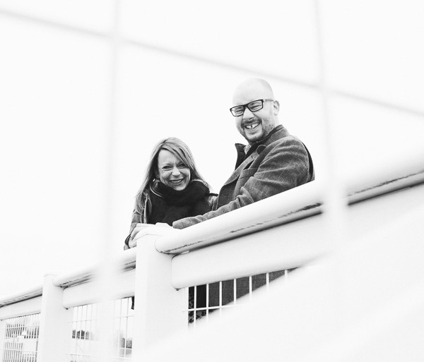 Race Course Engagement Photography, At Sandown Park - Surrey