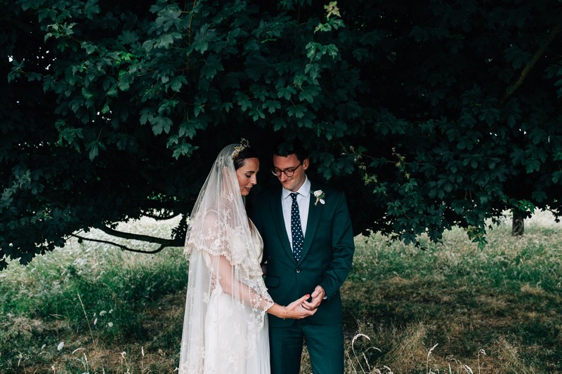 Fun marquee wedding Canterbury - Kent documentary wedding photography