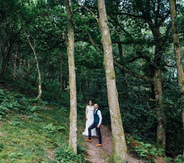 Colourful Combe House Wedding Photography - Somerset