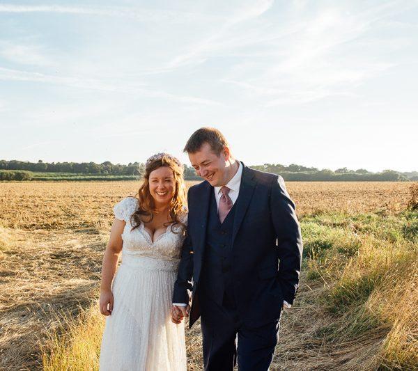 Great Higham Barn Wedding Photography