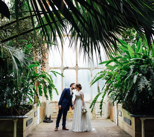 Kew Garden Wedding Photography