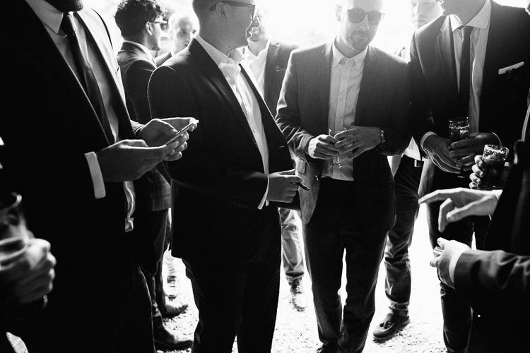 Ruffynes Barn laid back fun wedding photography