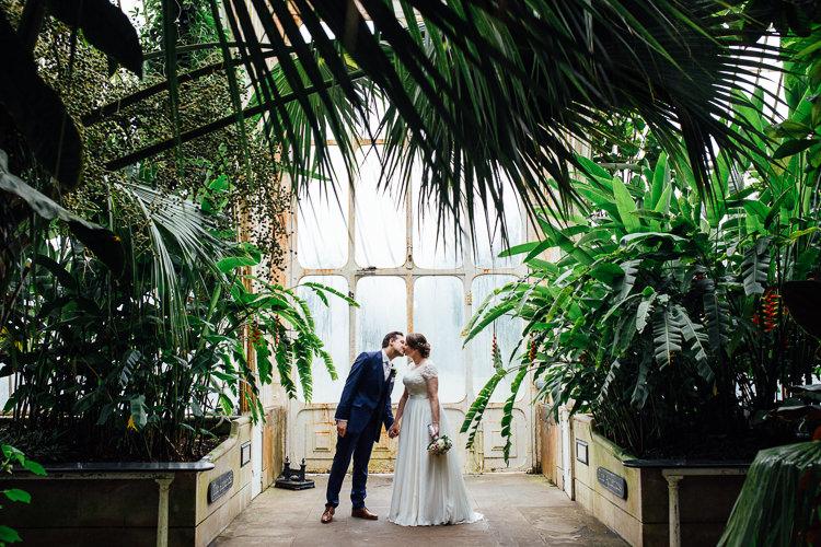 Kent wedding photographer- Kew Gardens wedding in London - Ceremony in St Anne's Church on Kew Green,London