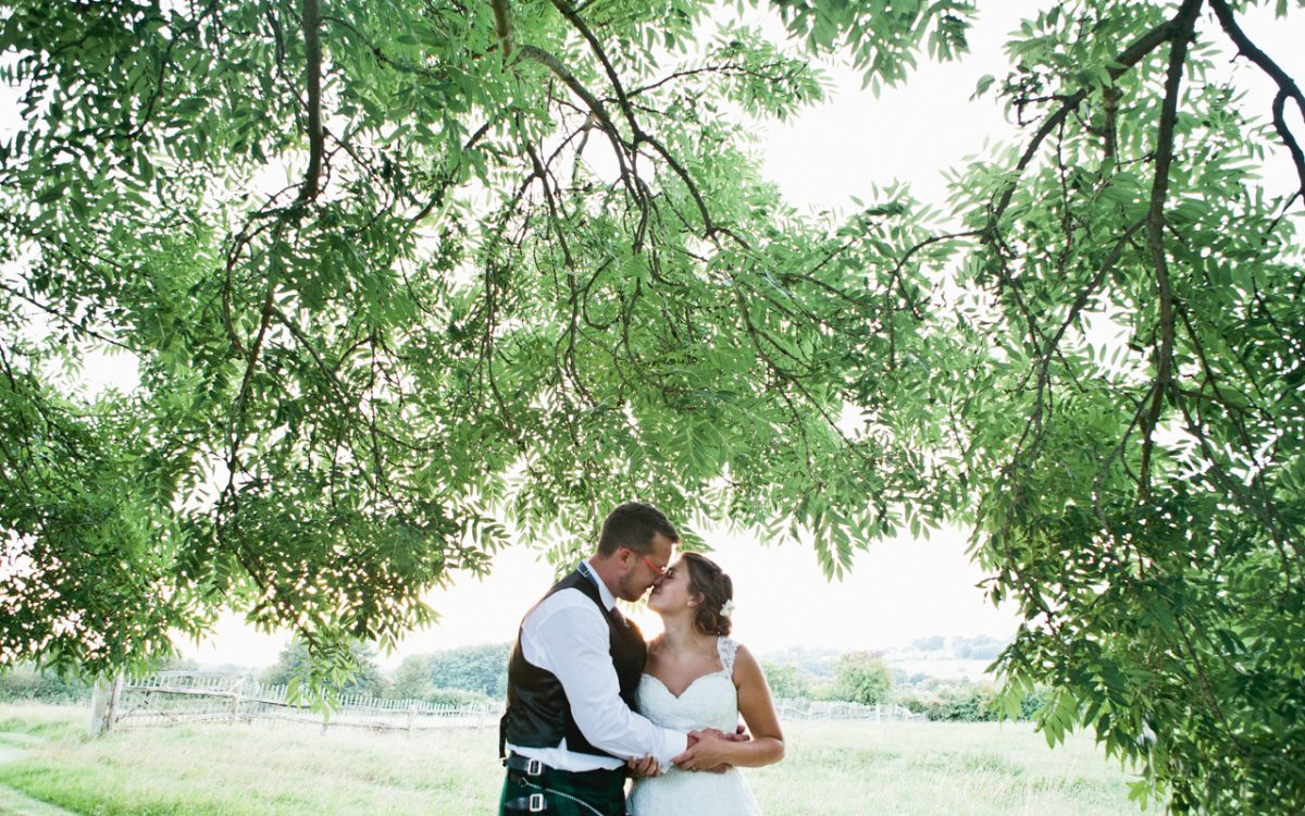Marquee wedding Canterbury