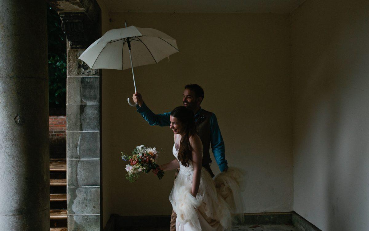 London wedding at The Hill Garden & Pergola on Hampstead Heath