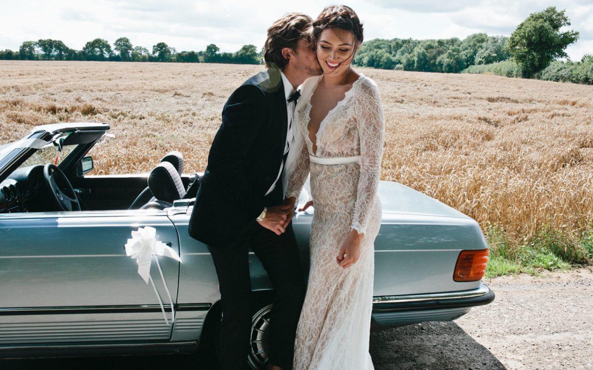 Stylish Marquee Wedding In Kent