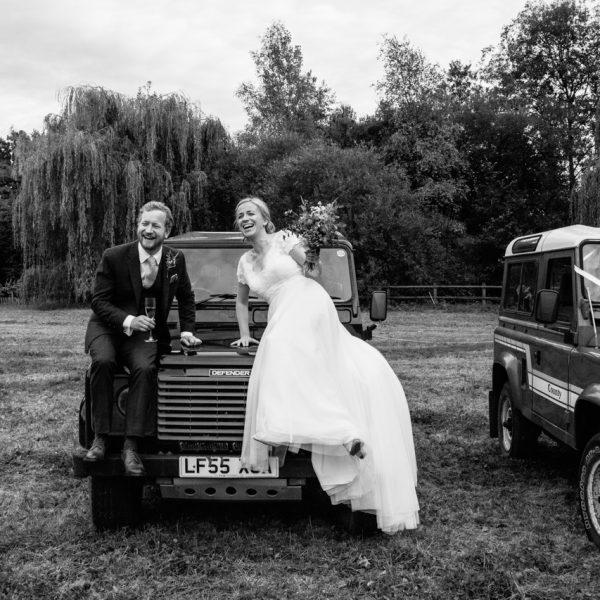 Tipi Wedding in Kent