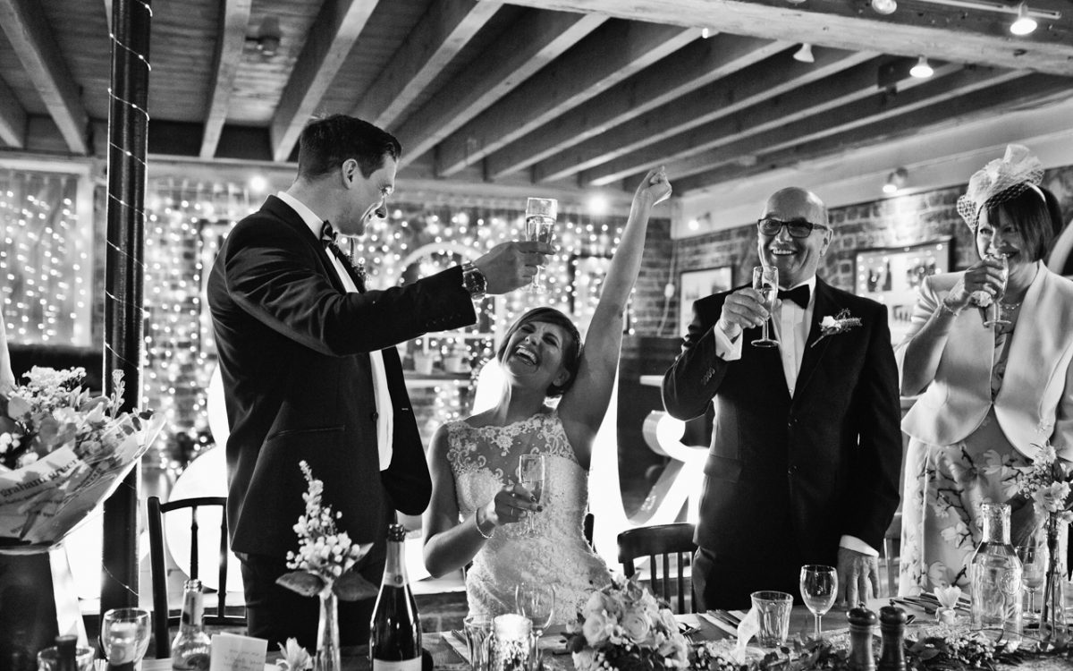 East Quay Wedding Photographer | Gemma + Lee