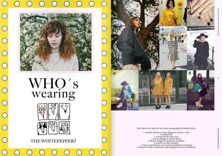 The White Pepper for press